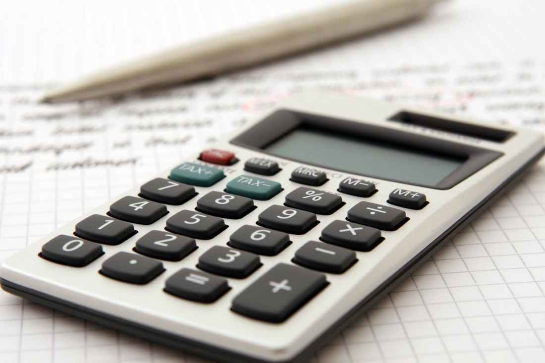 Calculating for your monthly budget