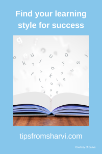 Find your learning style for success