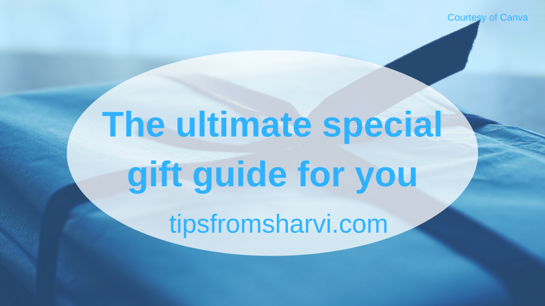 The ultimate special gift guide for you