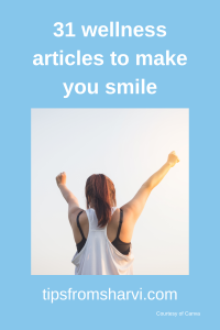 31 wellness articles to make you smile