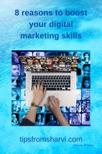 8 reasons to boost your digital marketing skills