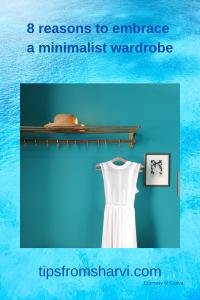 8 reasons to embrace a minimalist wardrobe